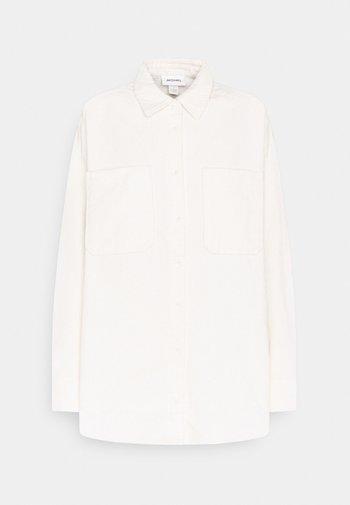 Skjorte - white light