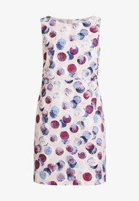 Betty & Co - Shift dress - rosé/white - 5