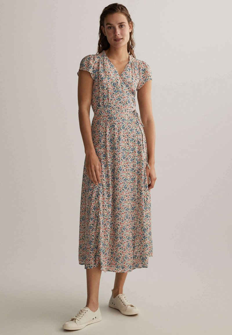 OYSHO - Day dress - orange