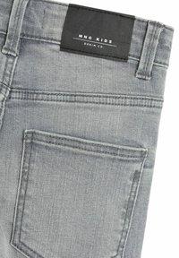 Mango - SLIM - Slim fit jeans - szary denim - 3