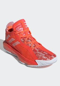 adidas Performance - DAME 6 SHOES - Basketbalschoenen - orange - 3