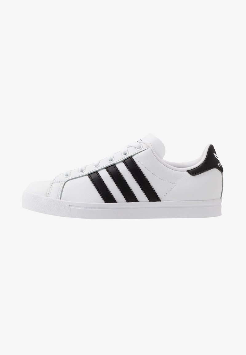 adidas Originals - COAST STAR - Sneakers laag - footwear white/core black