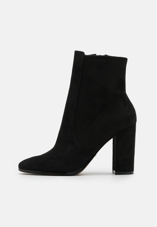 AURELLIEFLEX - High heeled ankle boots - black