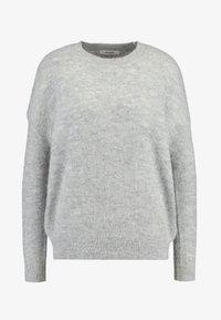 FEMME - Jumper - light grey melange