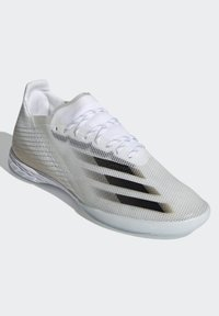 adidas Performance - X GHOSTED.1 INDOOR BOOTS - Indoor football boots - white - 4