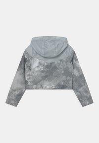 Nike Sportswear - Lehká bunda - smoke grey/coconut milk - 1