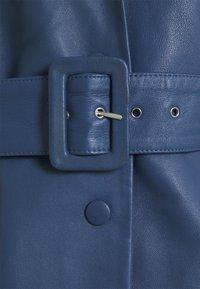 Object - OBJZARIA DRESS  - Shirt dress - ensign blue - 2