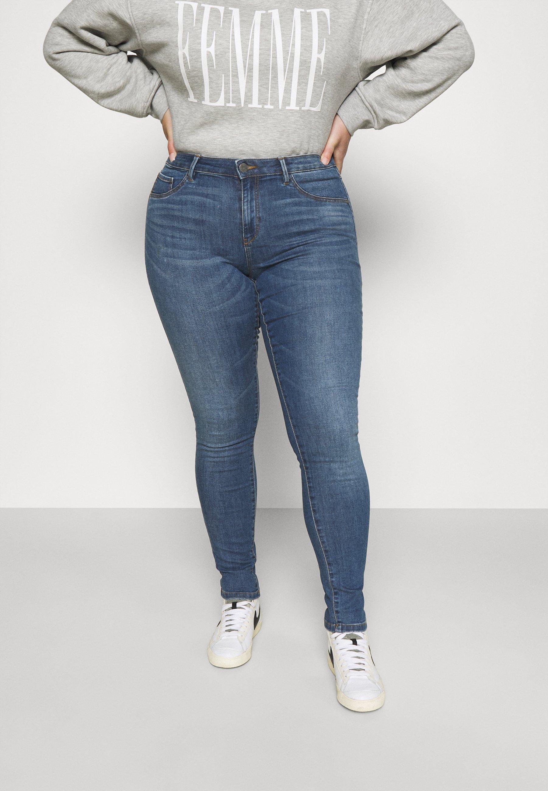 Women CARFLORIA LIFE SKINNY  - Jeans Skinny Fit