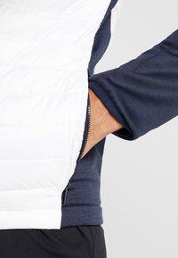 Calvin Klein Golf - HYBRID JACKET - Outdoor jakke - navy/white - 3