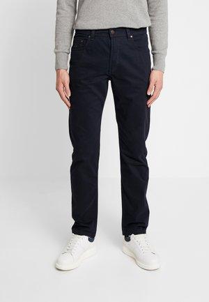 FIVE-POCKET - Trousers - marine