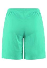 Nike Performance - DRY PARK III - Sports shorts - hyper turquoise / black - 1