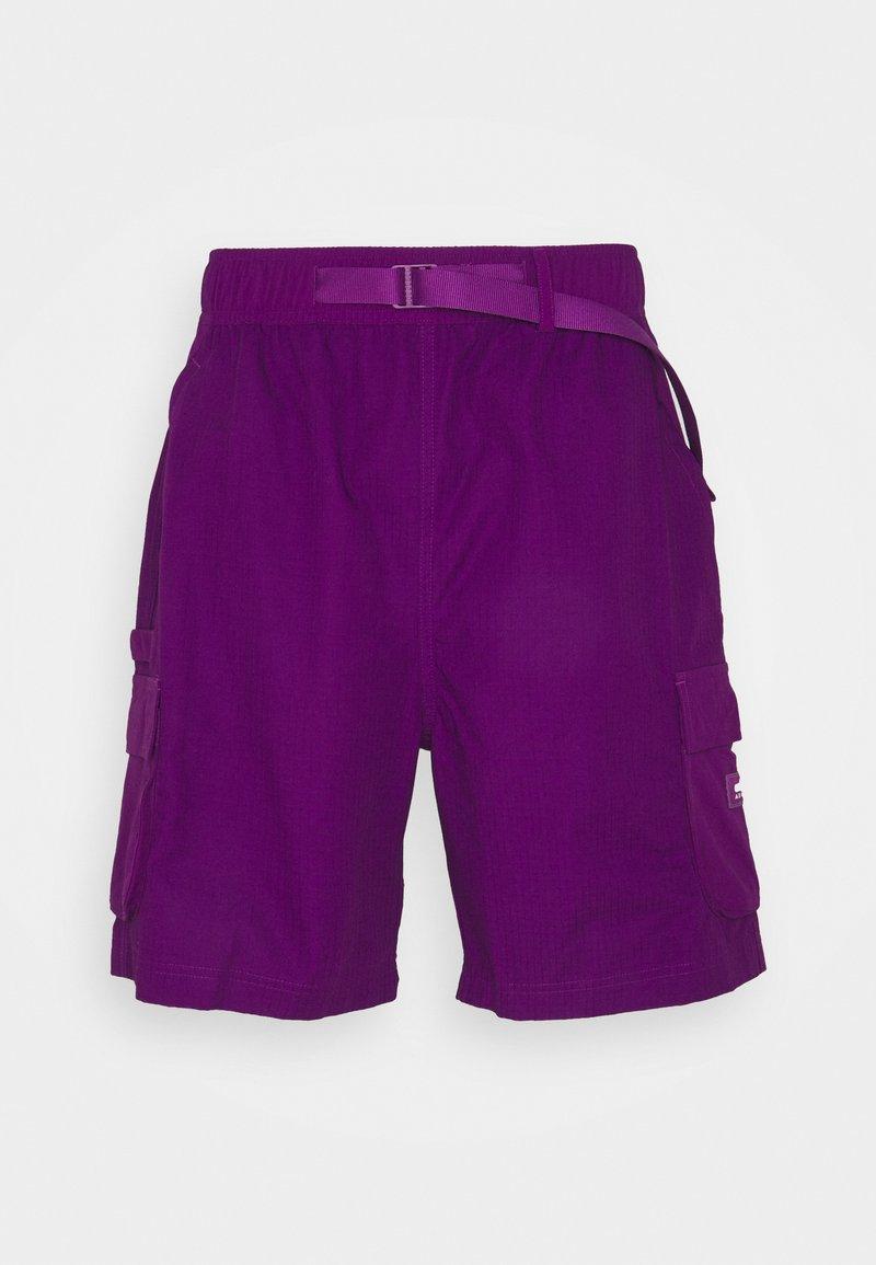 adidas Originals - CARGO - Shorts - glory purple