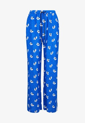 Tracksuit bottoms - bleu