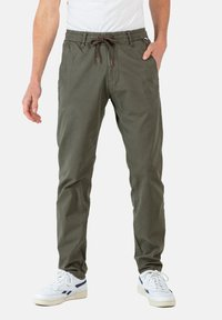 Reell - REFLEX EASY ST - Trousers - olive - 0