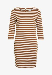 Vila - VITINNY - Day dress - toffee - 4