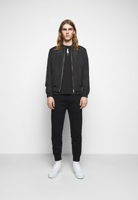 Neil Barrett - HALO BOLTS - T-shirts med print - black/white - 1