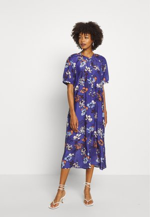 DIARA - Shirt dress - marlin blue
