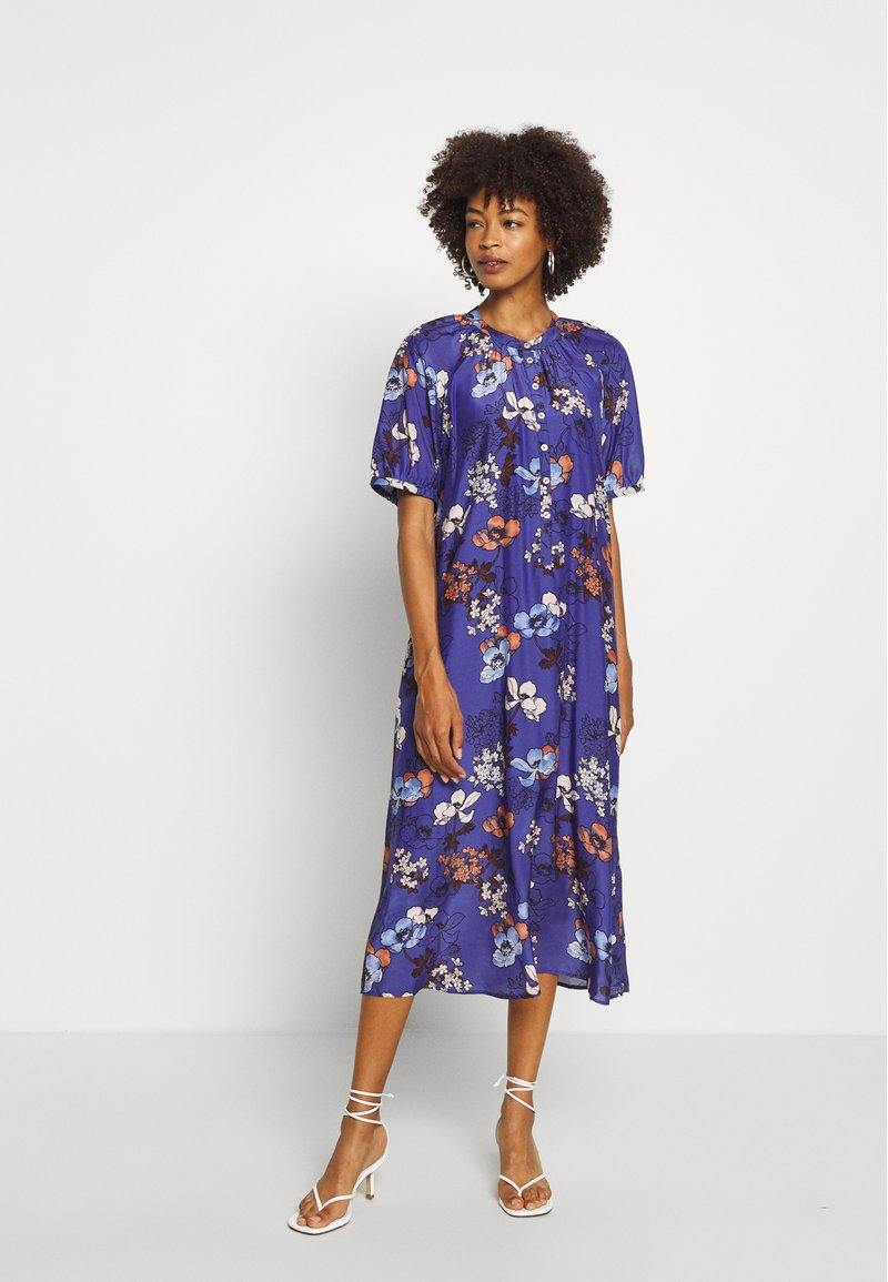 Part Two - DIARA - Shirt dress - marlin blue