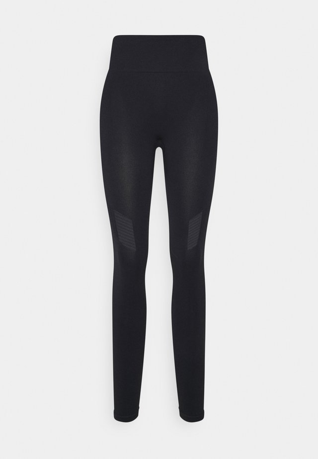 SEAMLESS LEGGINGS  - Collant - schwarz
