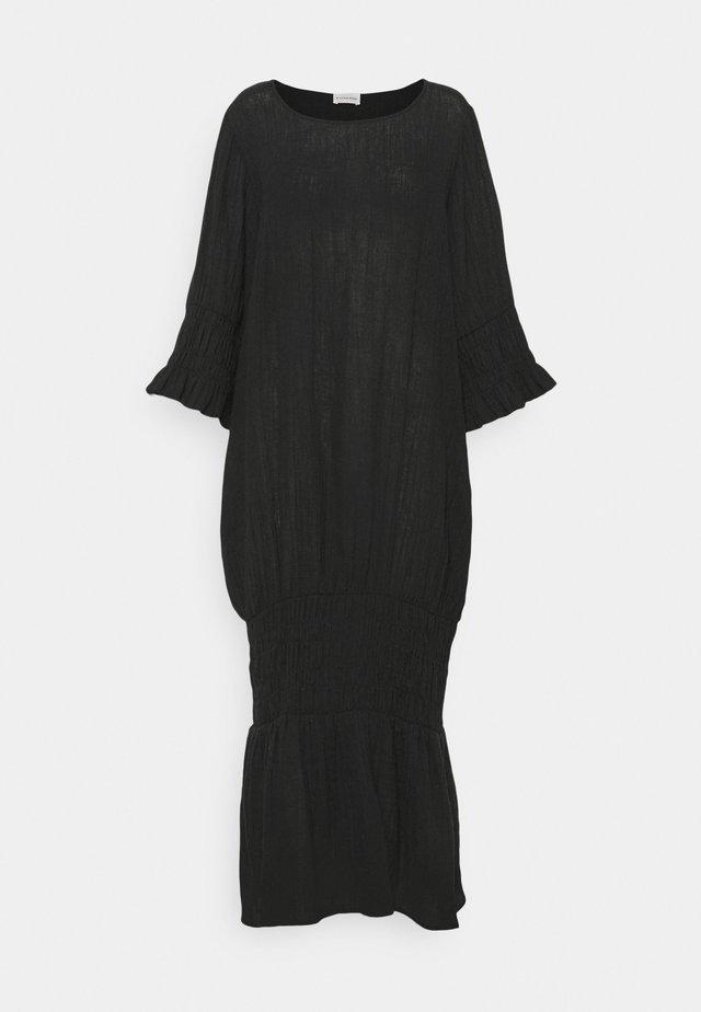 AUSIA - Korte jurk - black