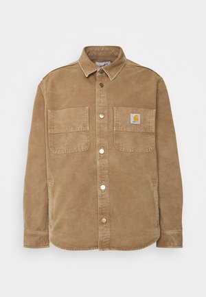 GLENN JAC DEARBORN - Summer jacket - hamilton brown