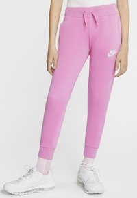 Nike Sportswear - Trainingsbroek - magic flamingo/white - 0