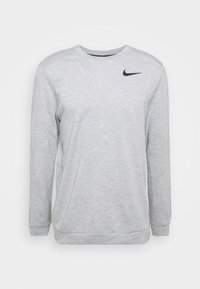 Nike Performance - DRY CREW - Sweatshirts - grey heather - 3
