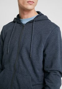 Only & Sons - ONSWINSTON ZIP HOODIE - Sudadera con cremallera - dress blues - 3