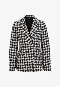s.Oliver BLACK LABEL - Blazer - black check - 5