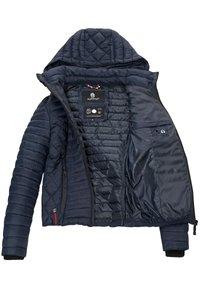 Marikoo - SAMTPFOTE - Light jacket - blue - 3