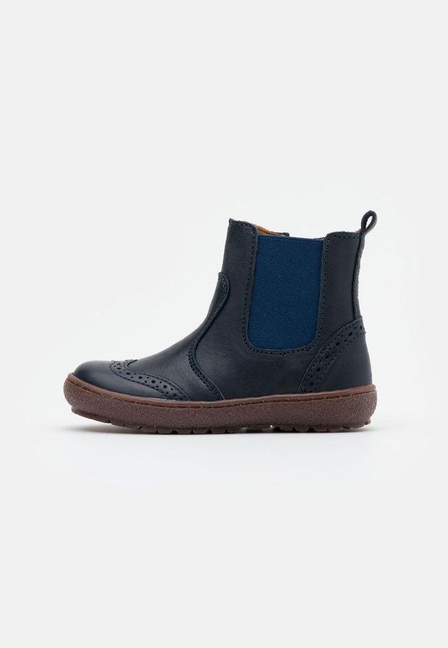 MERI - Kotníkové boty - navy