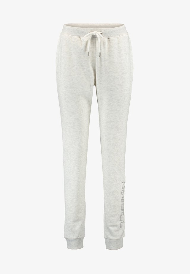 Pantalon de survêtement - white melee