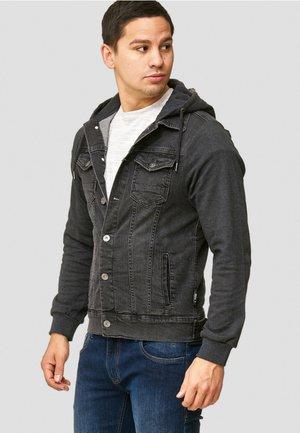 Denim jacket - raven