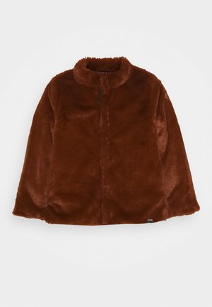 EDITH - Winter coat - caramel