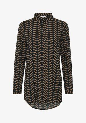 BYHENNA - Button-down blouse - thrush mix
