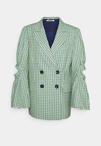 Vivetta - JACKET - Blazer - verde/blu - 0