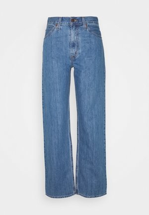 DAD JEAN - Jeans Straight Leg - blue