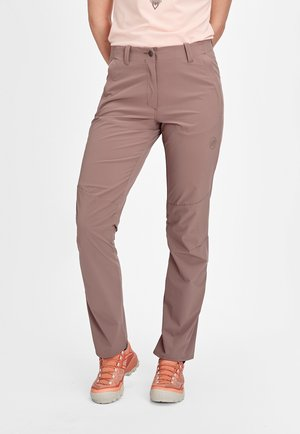 RUNBOLD  - Outdoor trousers - deep taupe
