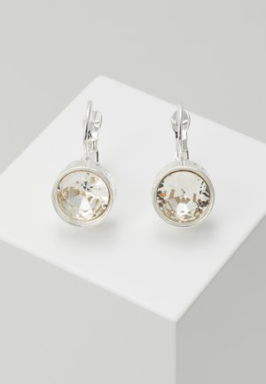 CLAIRE STONE - Earrings - silver-coloured/clear