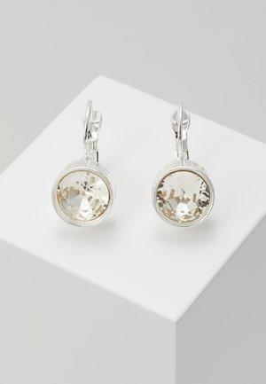 CLAIRE STONE - Orecchini - silver-coloured/clear