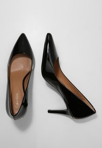 Calvin Klein - GAZELLE - Høye hæler - black - 2