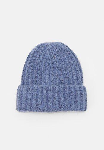 PCPYRON STRUCTURED HOOD  - Beanie - kentucky blue