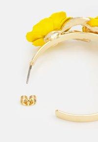 Fire & Glory - FGSUMMA EARRINGS - Orecchini - gold-coloured - 1