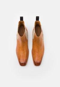 Melvin & Hamilton - ELYIAS - Kotníkové boty - tan - 3