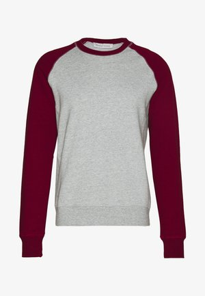 UNISEX JAMES - Collegepaita - merlot