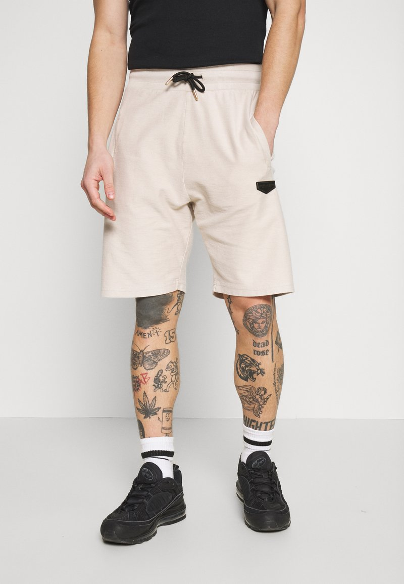 Supply & Demand - LOOPER - Teplákové kalhoty - sand
