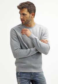 Pier One - Sweatshirt - mid grey melange - 0