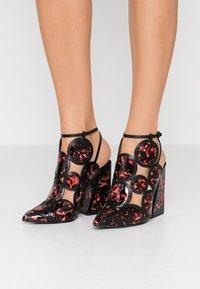 Kat Maconie - RAVEN - High heels - red - 0