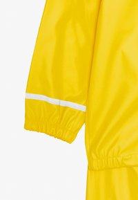 Name it - NKNDRY RAIN SET - Pantaloni impermeabili - empire yellow - 4