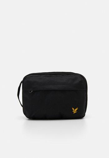 WASHBAG - Wash bag - true black